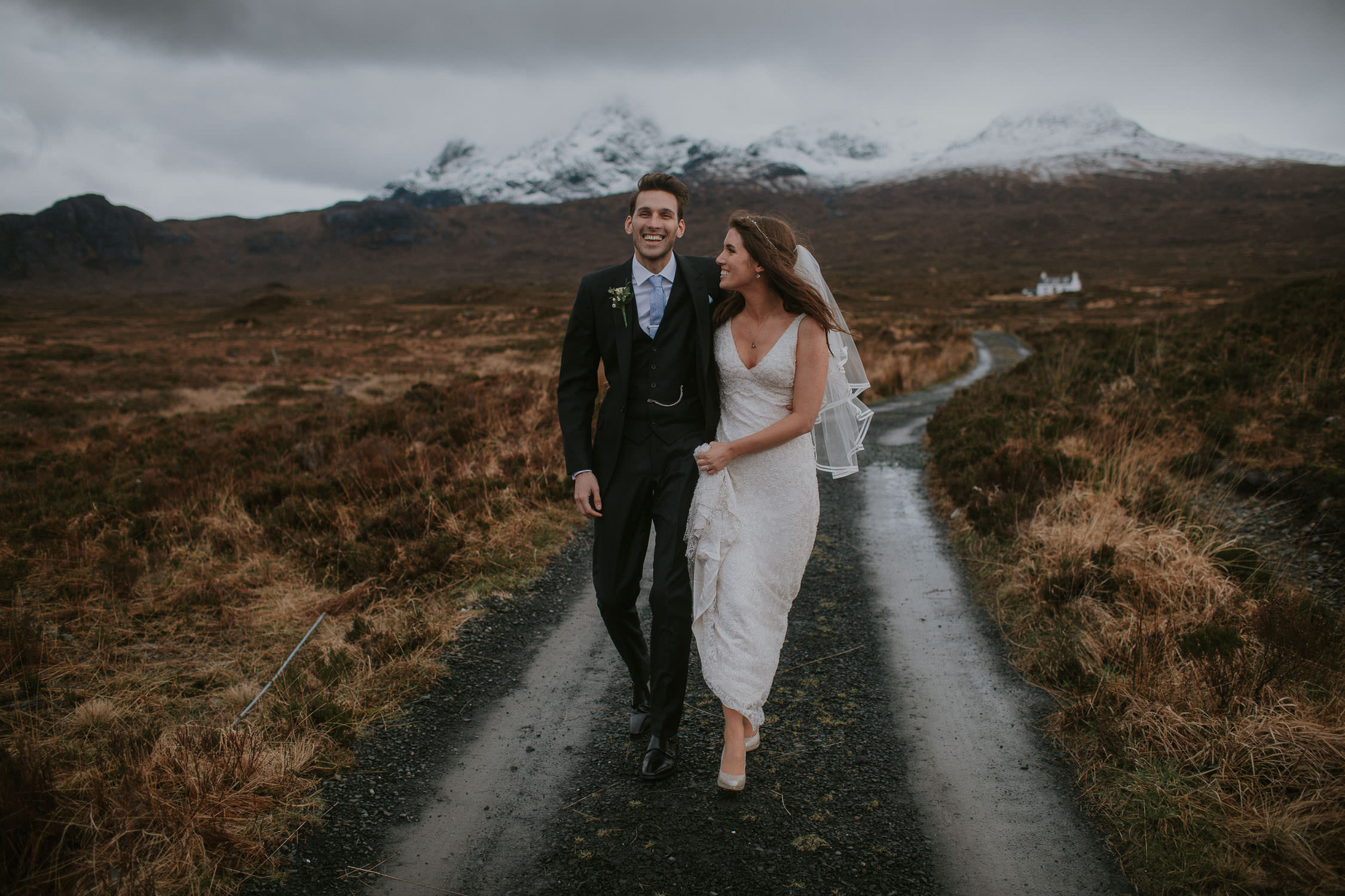 Destination Wedding in Scotland