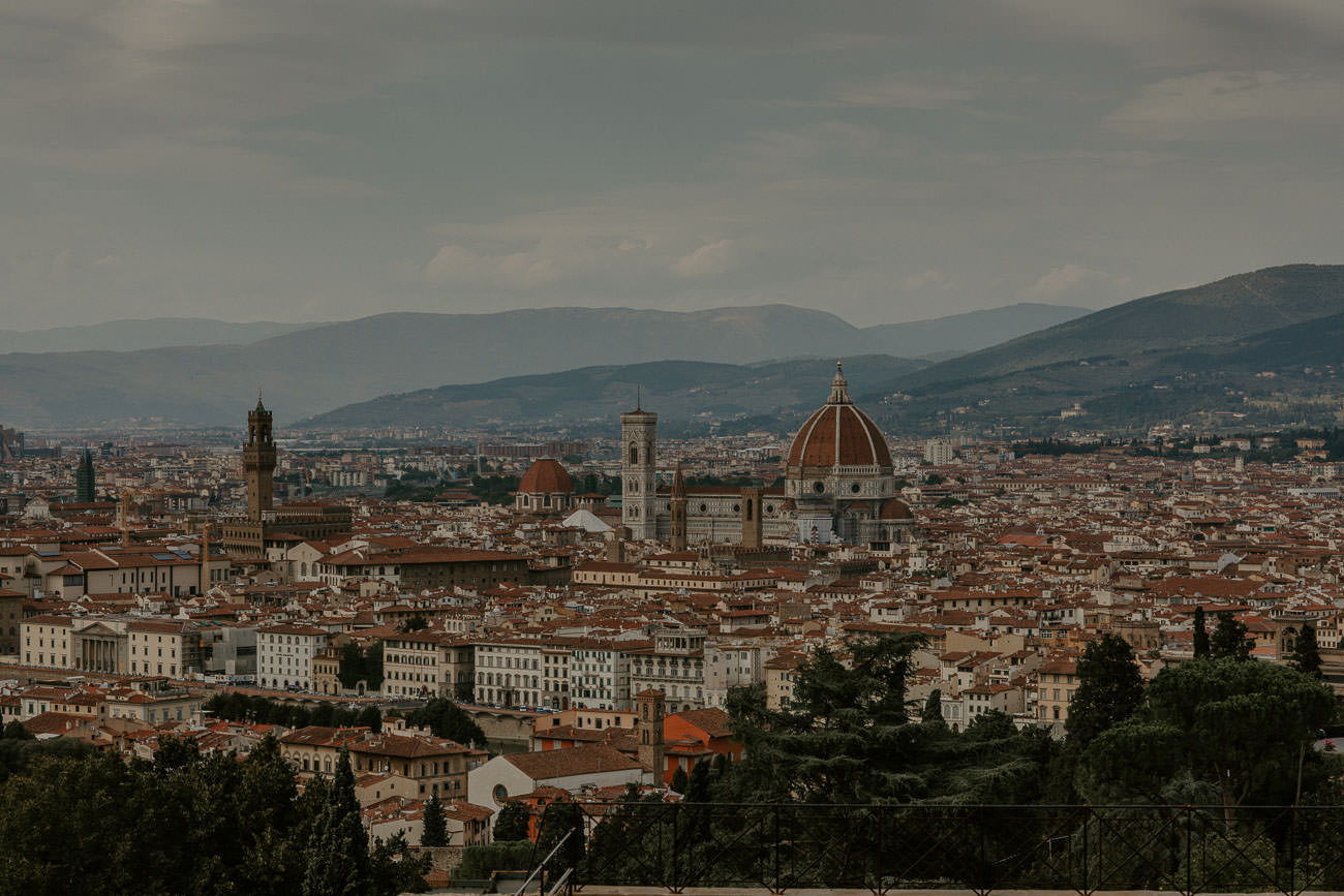 Florence Italy Landscape