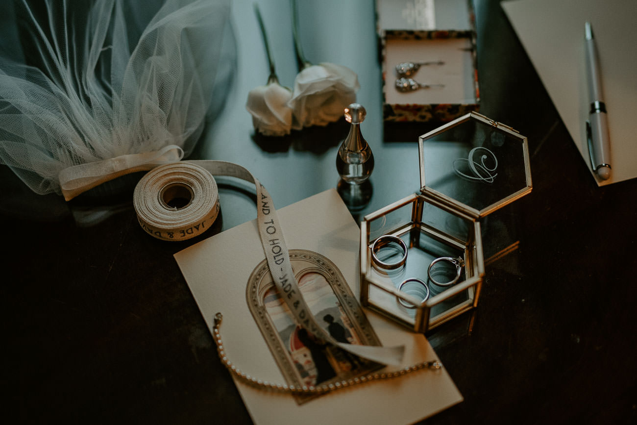 Florence Destination Wedding Details