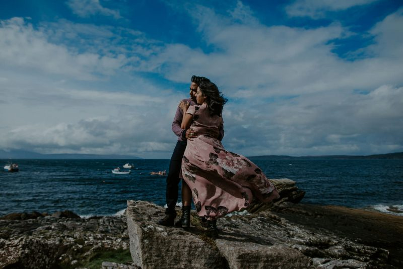 Destination Wedding and Portrait Photographer Scotland