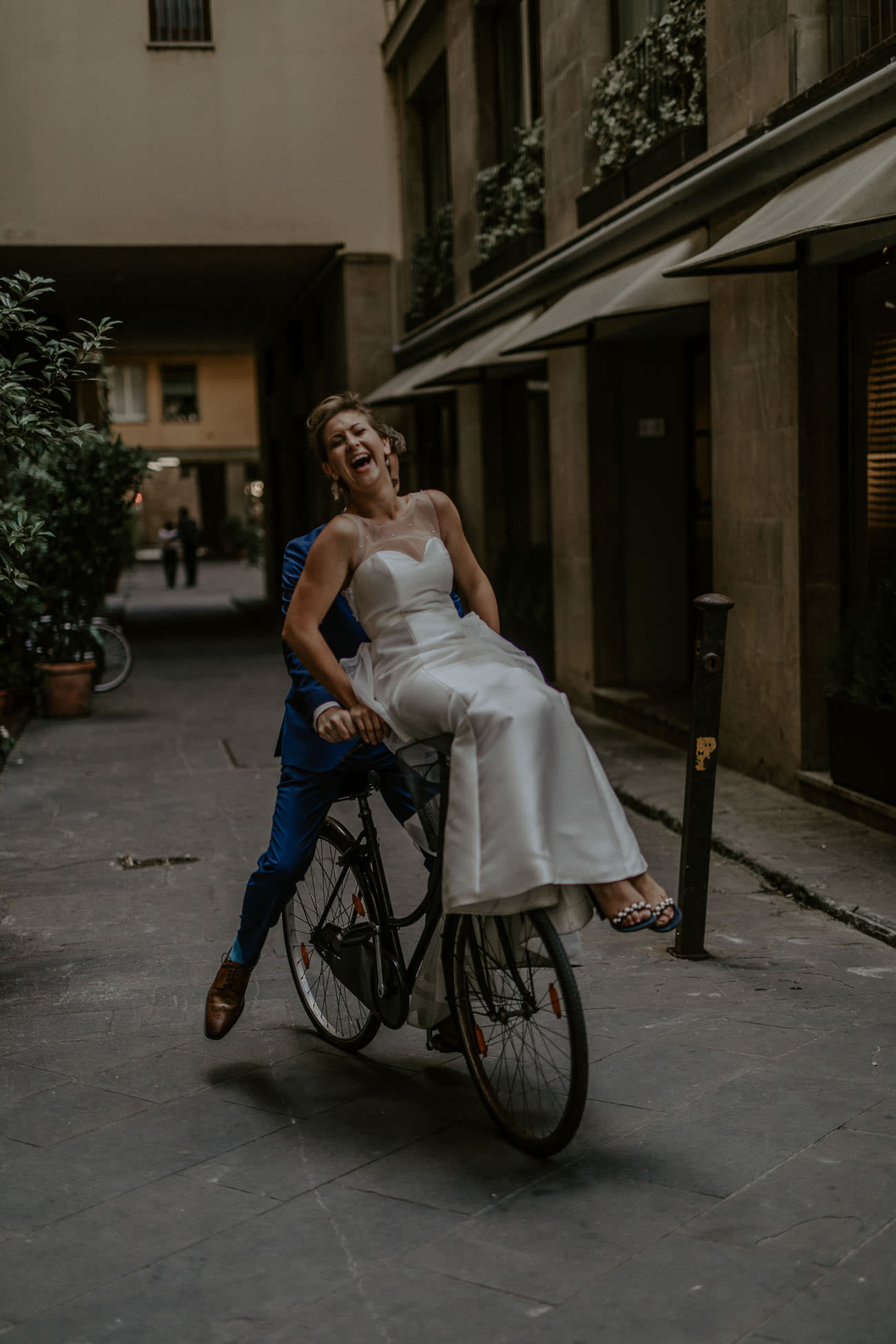 Beautiful Wedding Photos in Florence Italy